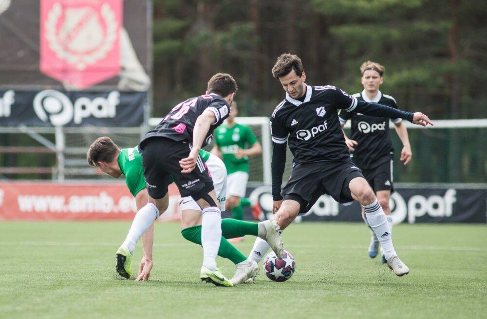 Nõmme Kalju vs FC Flora