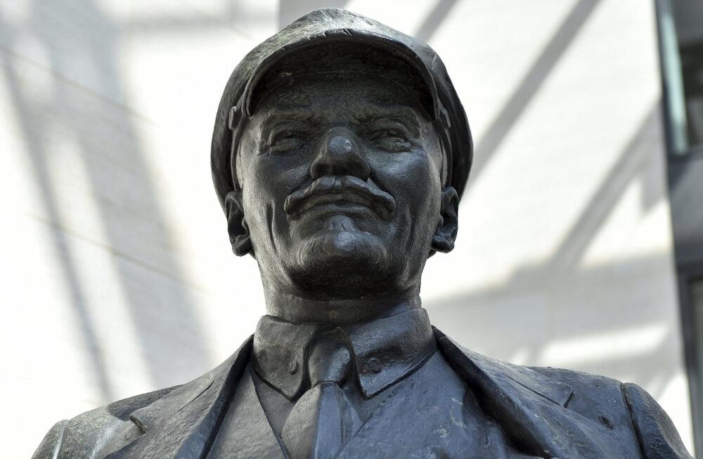 Lääne-Saksamaa linna kerkib kahemeetrine Vladimir Lenini monument