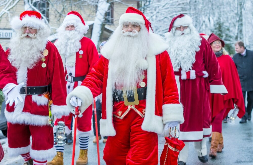 Справляете ли вы Рождество? Опрос RusDelfi