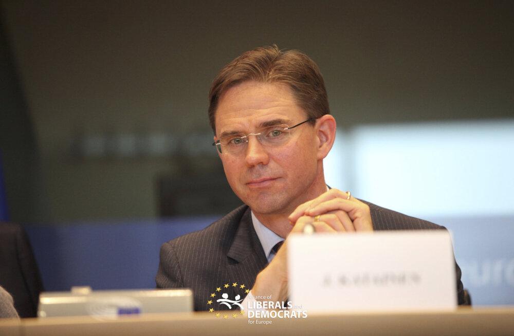 Euroopa komisjoni asepresident: Eesti lahendus Uberi maksustamisele on suurepärane maailmatasemel innovatsioon