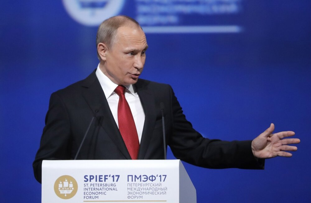 RUSSIA-ECONOMIC FORUM/