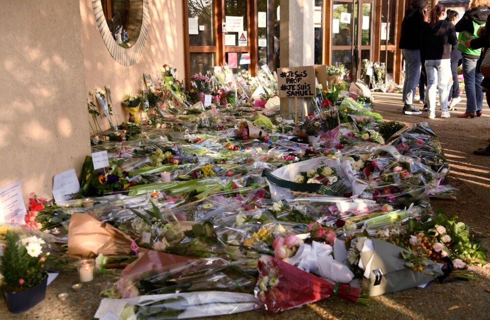Франция назвала имя мужчины, обезглавившего учителя под Парижем. Это чеченец из Москвы