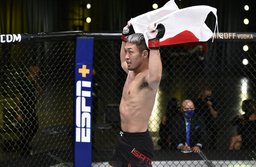 UFC-võitleja isa viimased laused surivoodil: poeg, ära tule koju