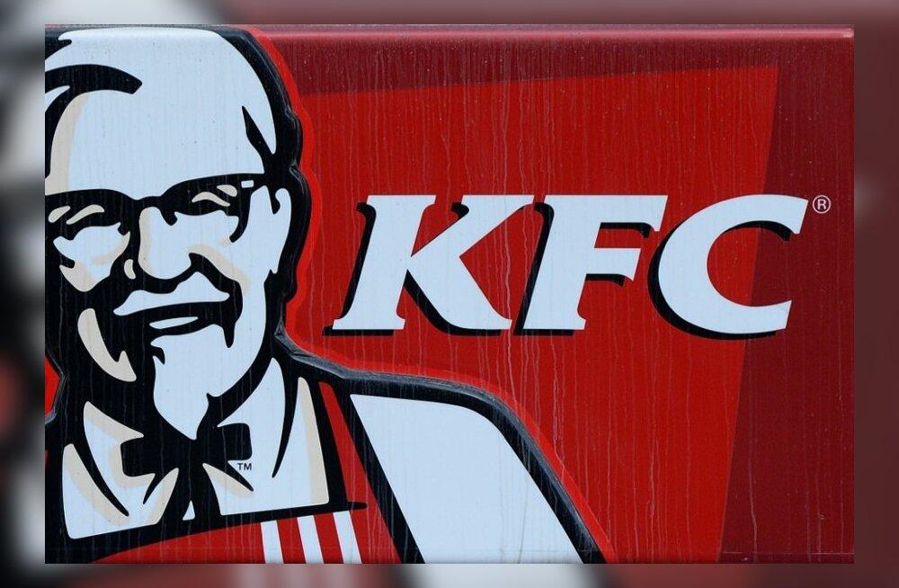 USA kiirsöögiketi KFC Moskva restoranis toimus pogromm