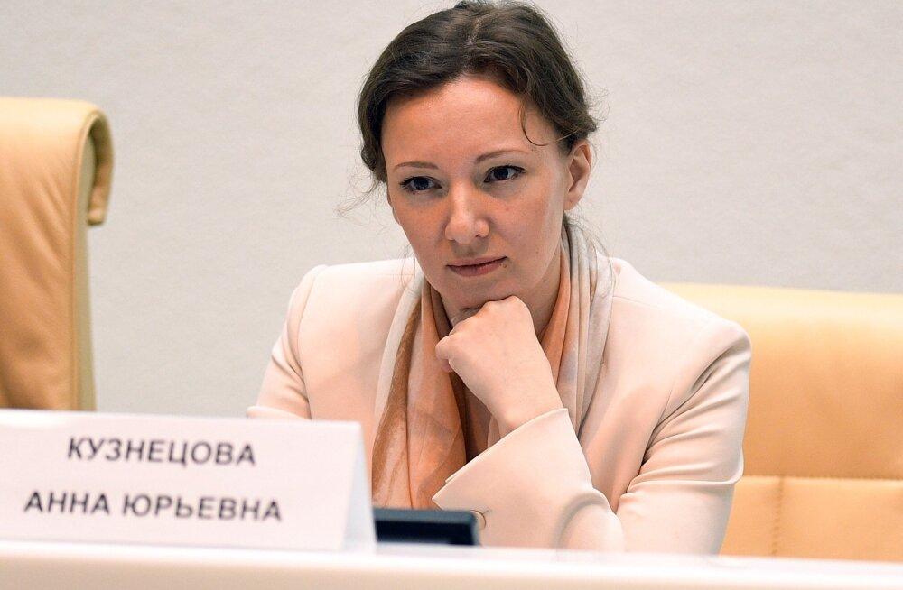Venemaa lapseõiguste volinik uurib lapse äravõtmist Vene kodanike perest Eestis