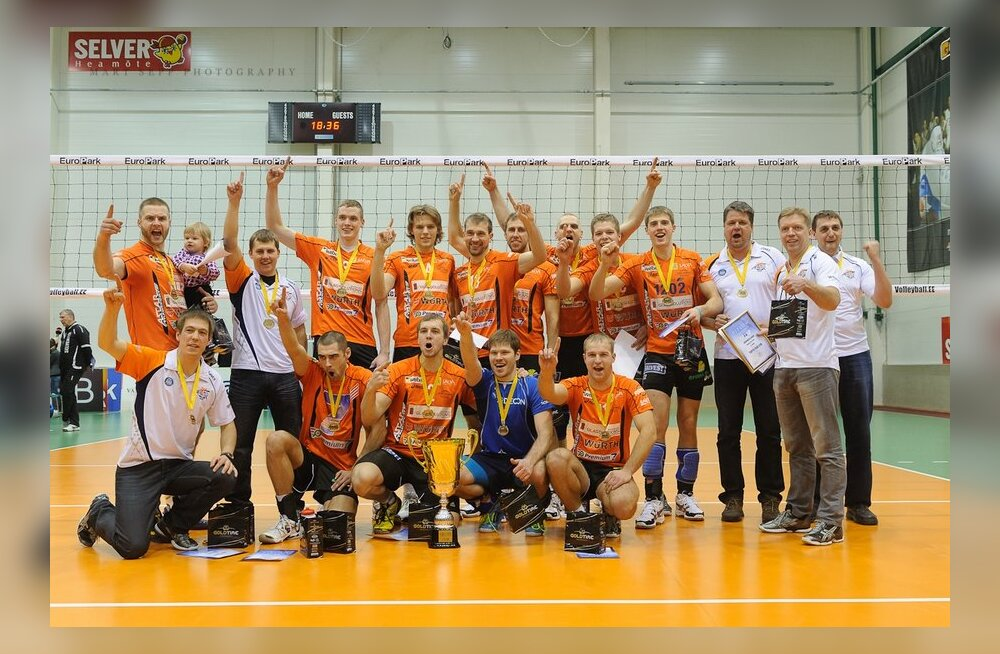 5743b62cfaf NÄDAL VÕRKPALLIS: Schenker lõpetas, Eesti tšempionaat alustab - Sport