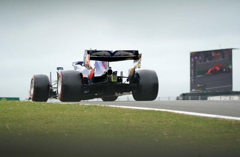 Toro Rosso annab vabatreeningul võimaluse 31-aastasele jaapanlasele, kes pole kunagi väljaspool kodumaad F1 autoga sõitnud