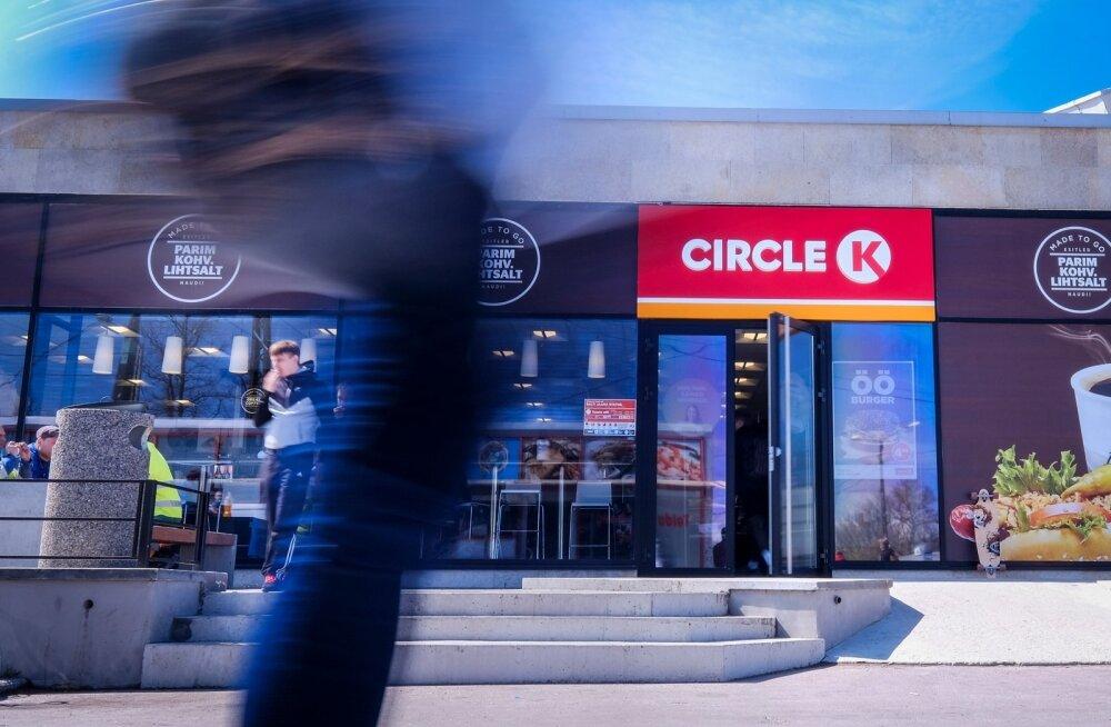 Circle K kinnitab, et nende mugavuspood Balti jaamas ei jää viimaseks.