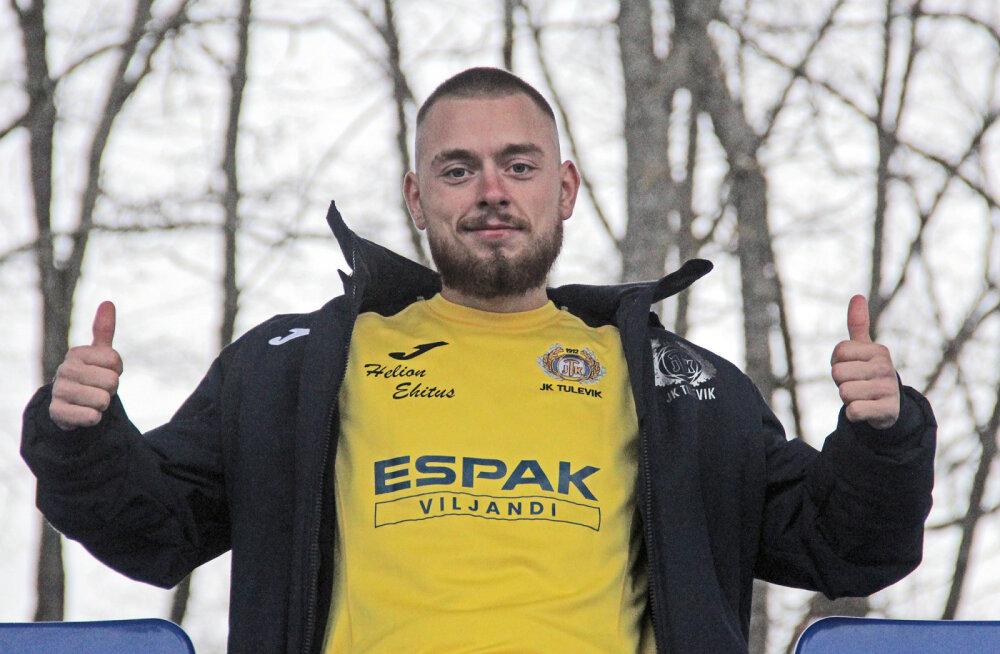 Tartu Tammeka võtmemängija taasliitub Viljandi Tulevikuga