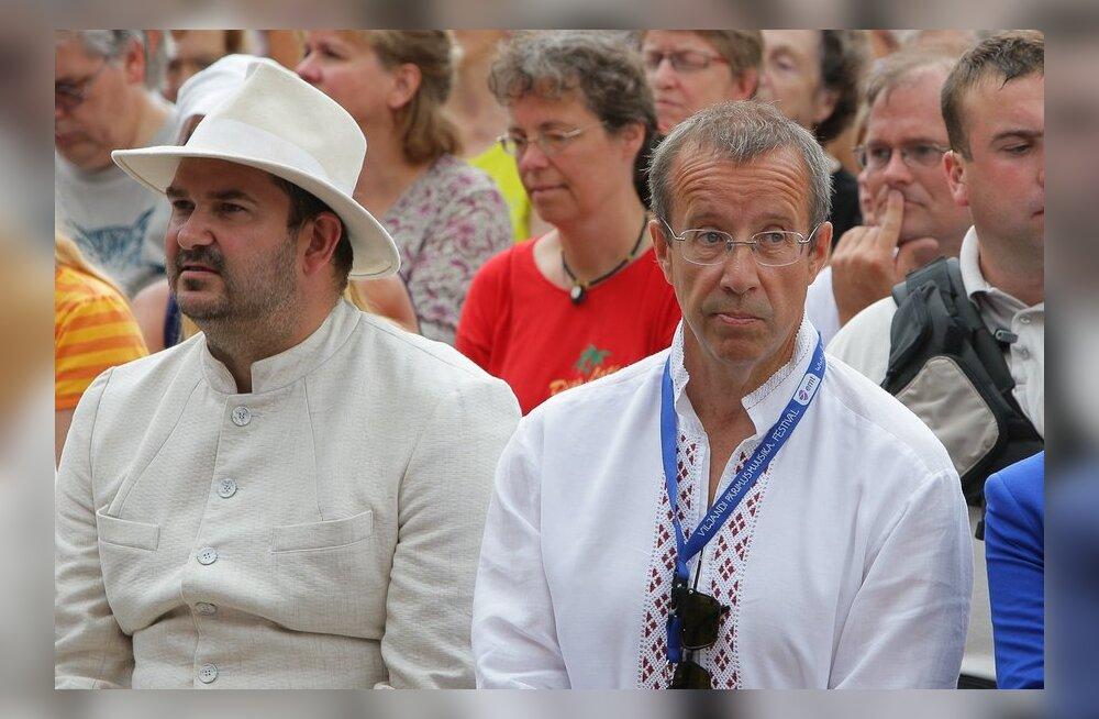 Haapsalus kohtuvad foorumil ligi 200 Eesti kultuuritegijat ja loovinimest.