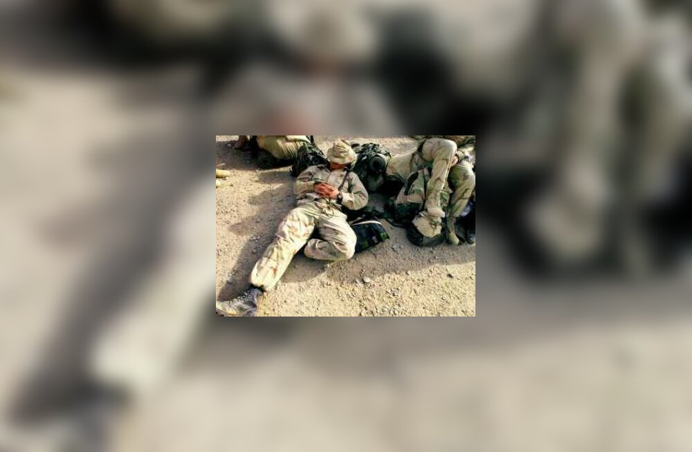 USA sõjaväebaas Kandaharis