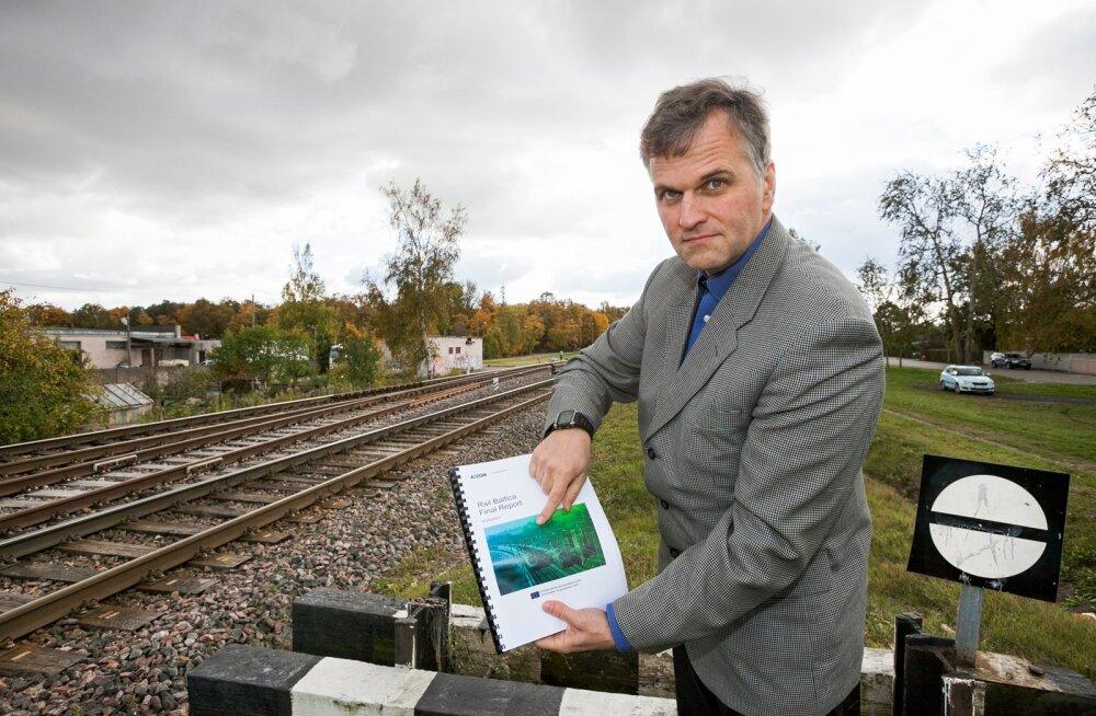 Priit Humal Rail Balticust