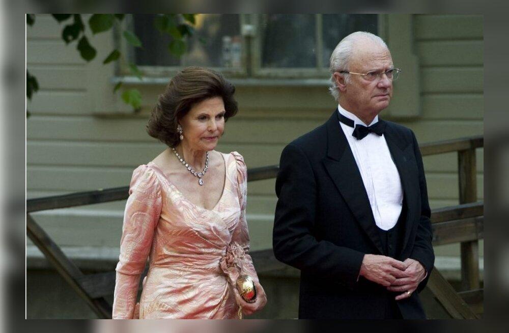 Rootsi kuningapaar: meie lapselaps oli kaua oodatud!