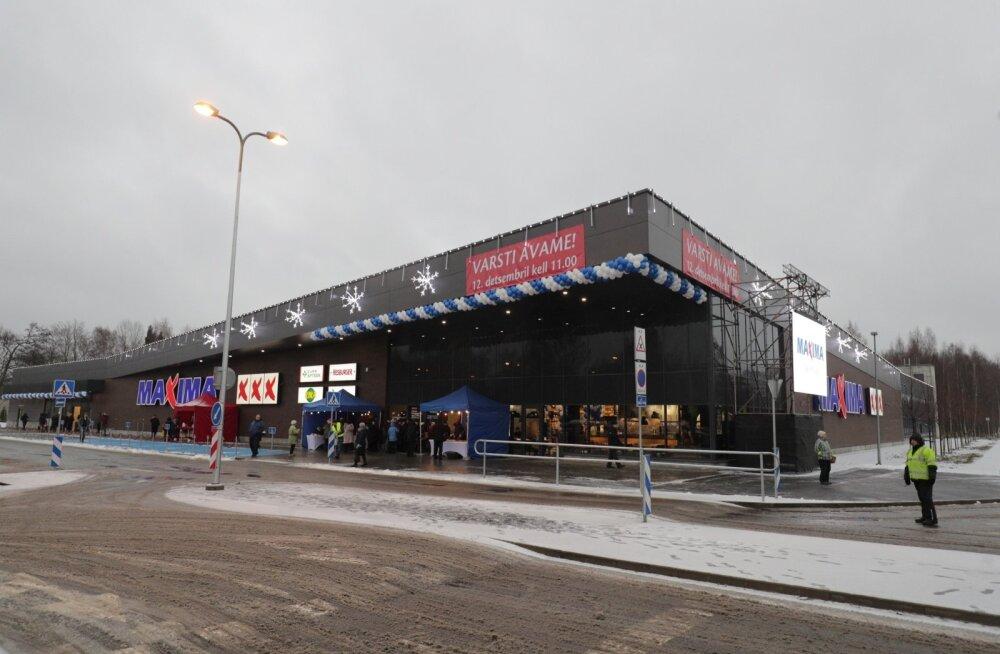 Keeleinspektsioon leidis Maxima kauplusest vaid ühe eesti keelt kõneleva töötaja