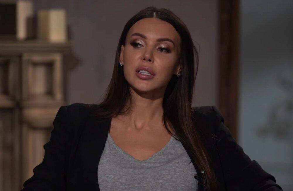 Оксана Самойлова вышла на связь после скандала с рэпером Джиганом