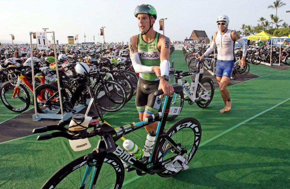Ironman Championship Triathlon