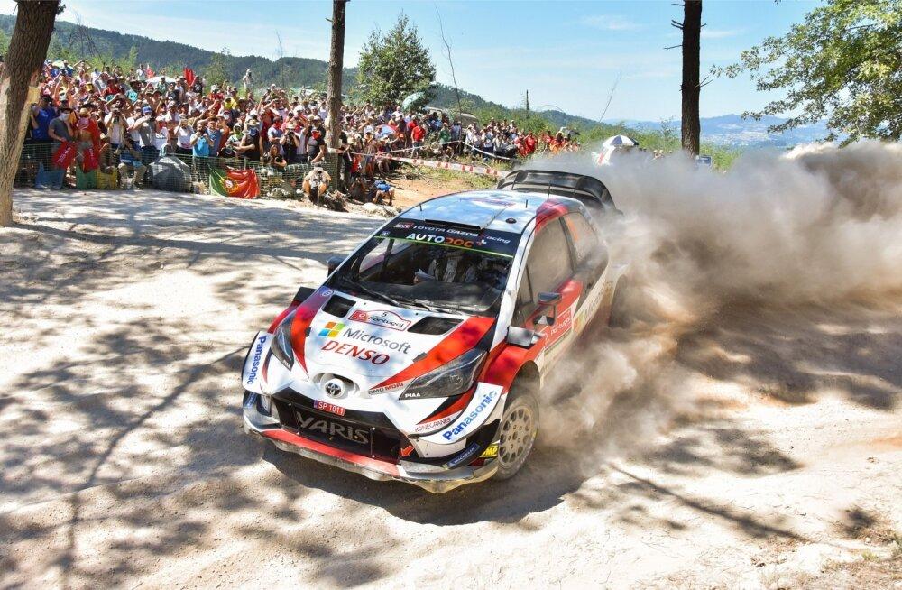 WRC-sarja järgmine osavõistlus peetakse augusti algul Soomes Jyväskyläs, koos sellega jääb hooaja lõpuni sõita veel viis rallit. Ning vaatamata rohkele ebaõnnele, on meie esipaar esimene ka kogu WRC-sarja arvestuses.