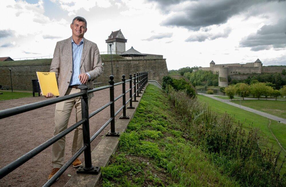 Narva linnapea ja peaarhitekt