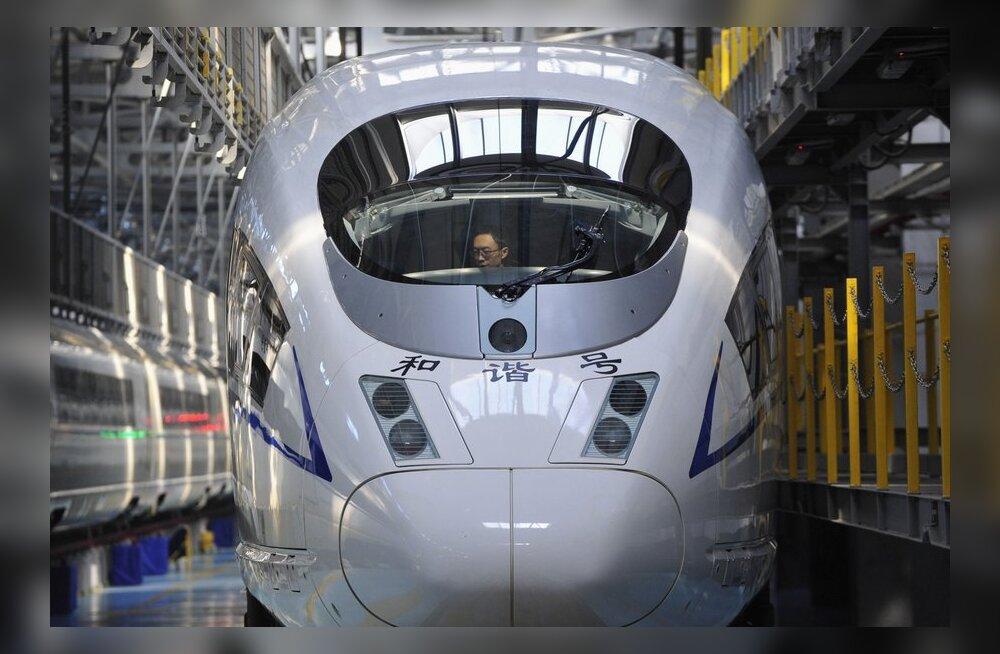 Saagu rong: läänlased nõuavad rongiliikluse taastamist