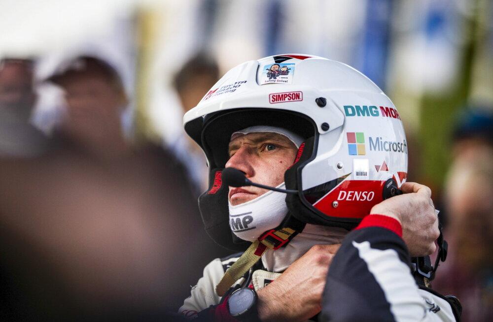 Latvala ennustas: Rovanperäst saab järgmine soomlasest maailmameister