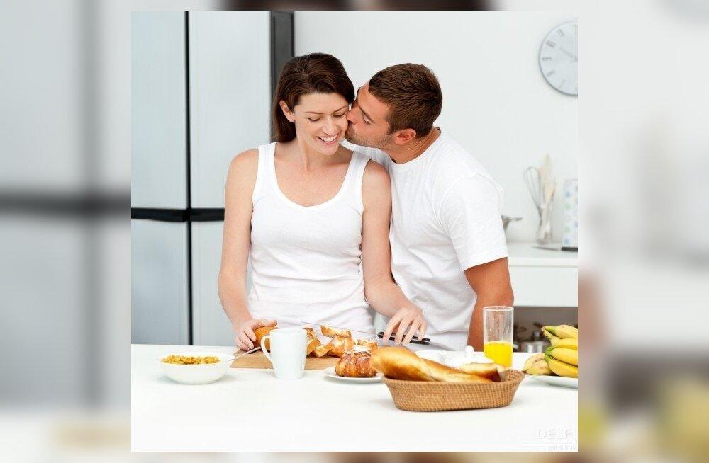 Tingimused õnnelikuks abieluks