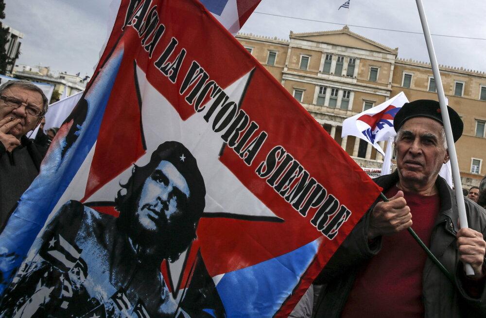 Kreeka minister keeldub Eesti kommunismikuritegude konverentsil osalemast: see saadab vale sõnumi