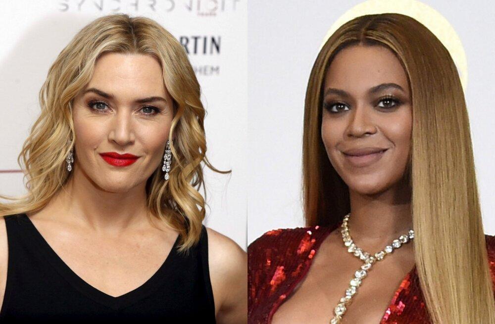 Jätame meelde! Kate Winsleti, Beyoncé ja teiste Hollywoodi staaride rahakotisõbralikud ilunipid