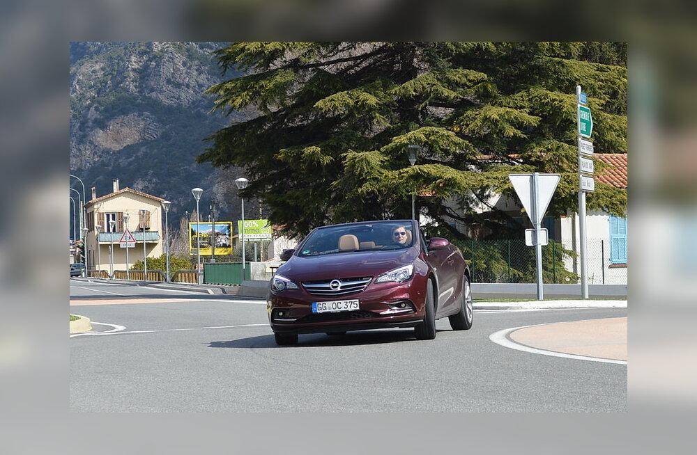 Cascada: kõige ilusam Opel - stiilne, kiire ja odav