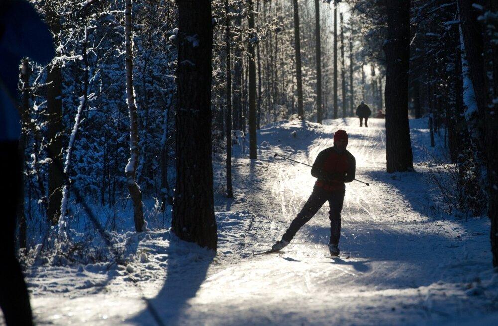 Talvel kimubtavad haigused ka kõige tervislikumaid inimesi.