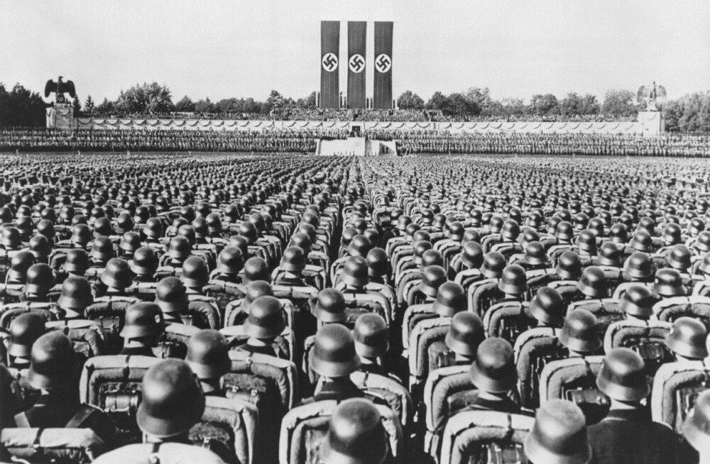 NATSIDE HOONED: Vaata pilte Hitleri-aegsetest ehitistest, mis on tänini säilinud