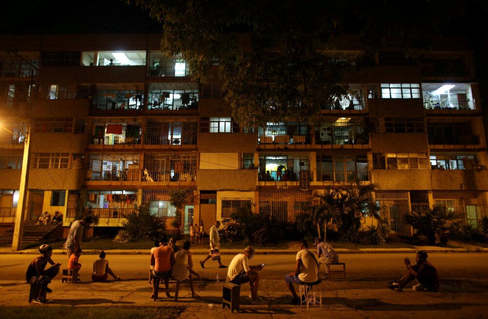 Internetijanus Kuubal legaliseeriti eravõrgud ja ruuterite import