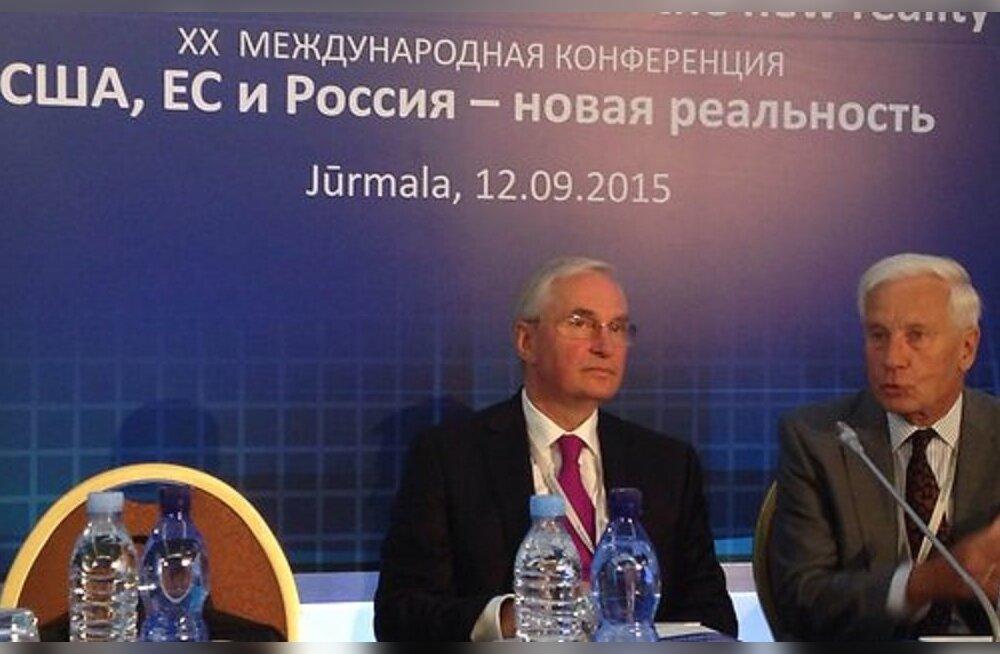 """Россия идет на Восток или на Запад через заднюю дверь? О чем говорят на """"Балтийском форуме"""" в Юрмале"""
