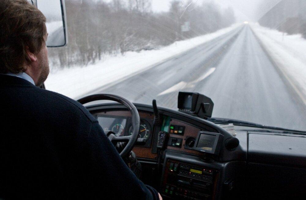 Transpordi Ametühing: bussisektor vajab kardinaalseid muudatusi