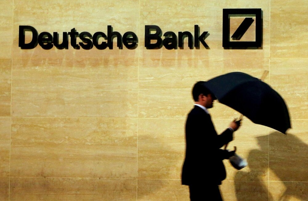 DEUTSCHE BANK-RESULTS/