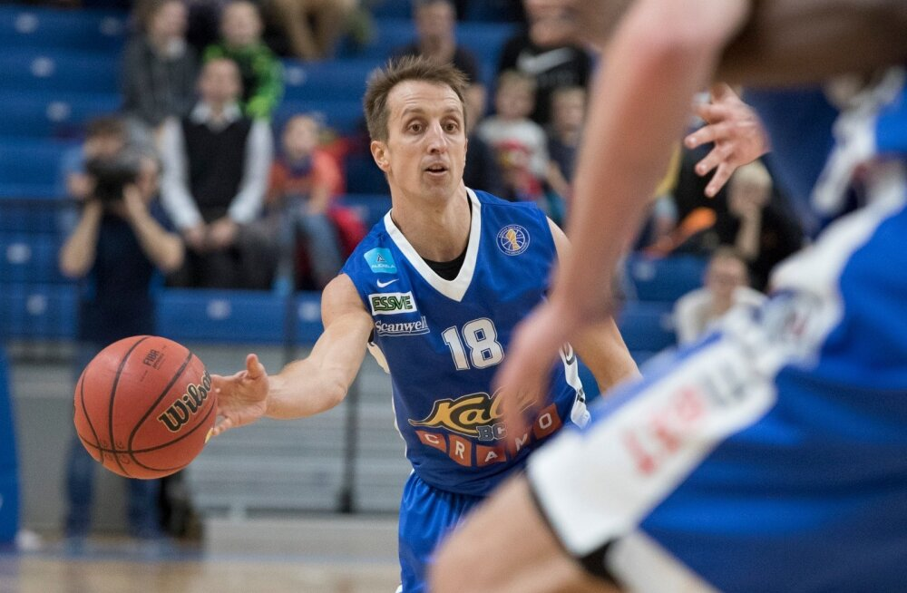 Ametlik: Branko Mirković jätkab BC Kalev/Cramos