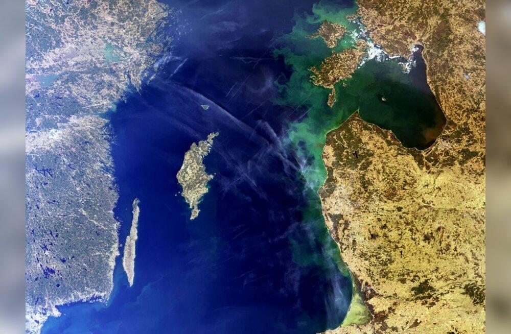 Kliima soojenemine ähvardab Läänemere ja selle asukad surmata