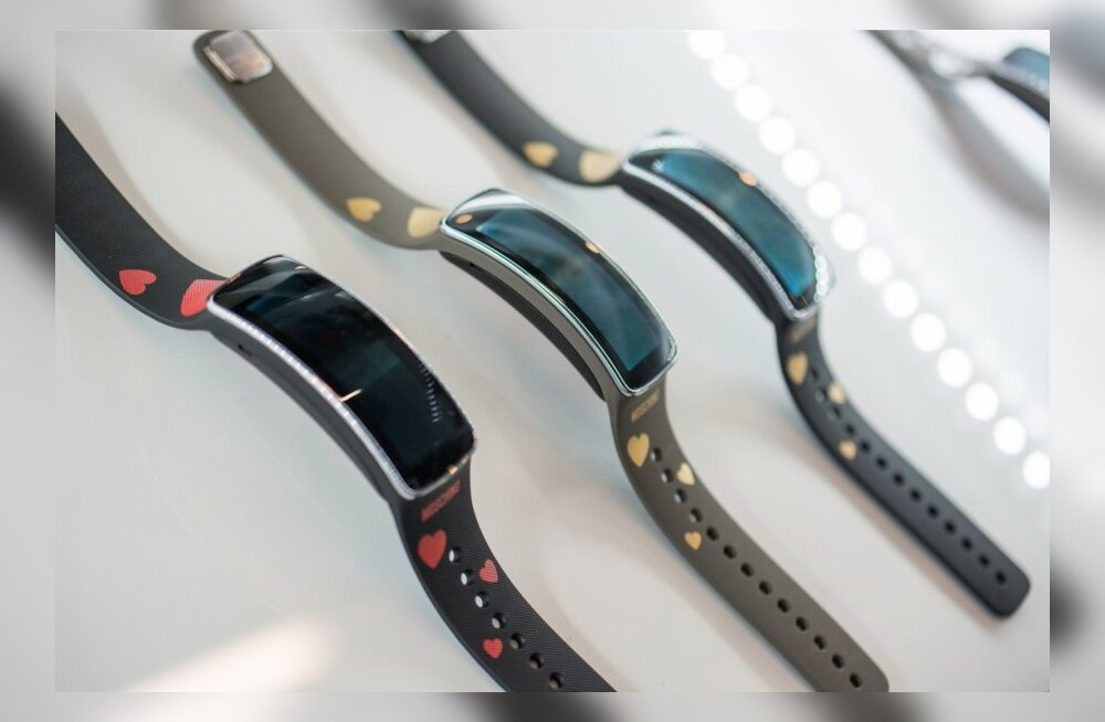 Samsung Gear Fit nutikell