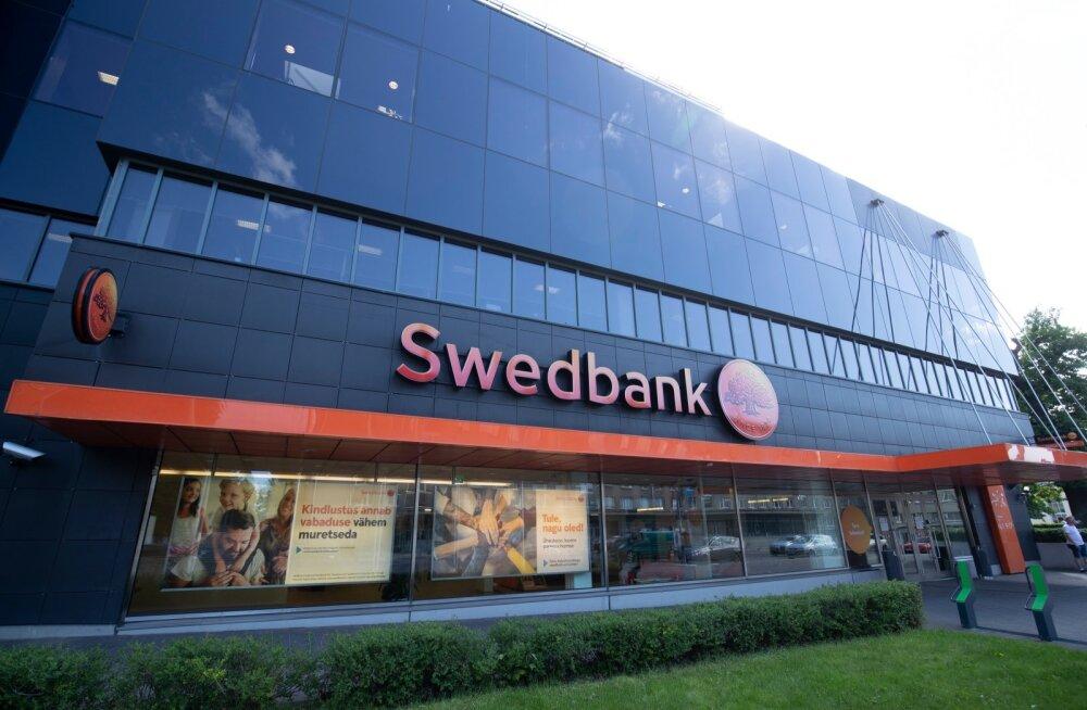 Rahapesuskandaali tulemus: Swedbanki tippjuhid jäid boonustest ilma