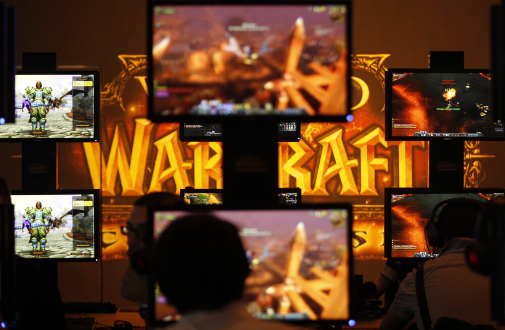 Sanktsioonid tapavad meelelahutuse: Krimmi elanikud jäid ilma World of Warcraft'ist ja Diablo'st