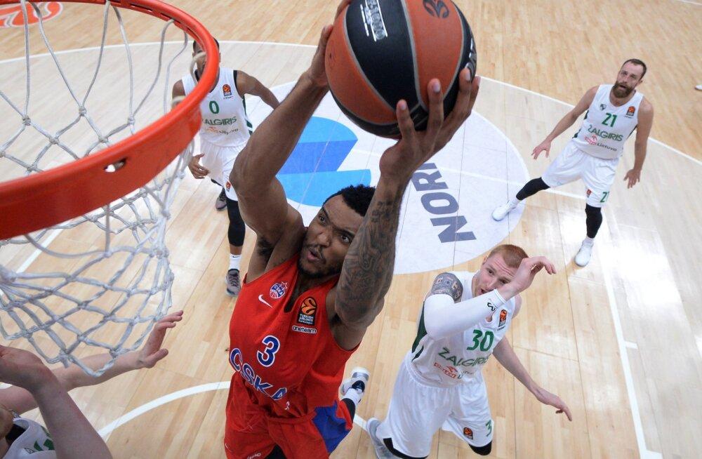 CSKA mängumees Joel Bolomboy