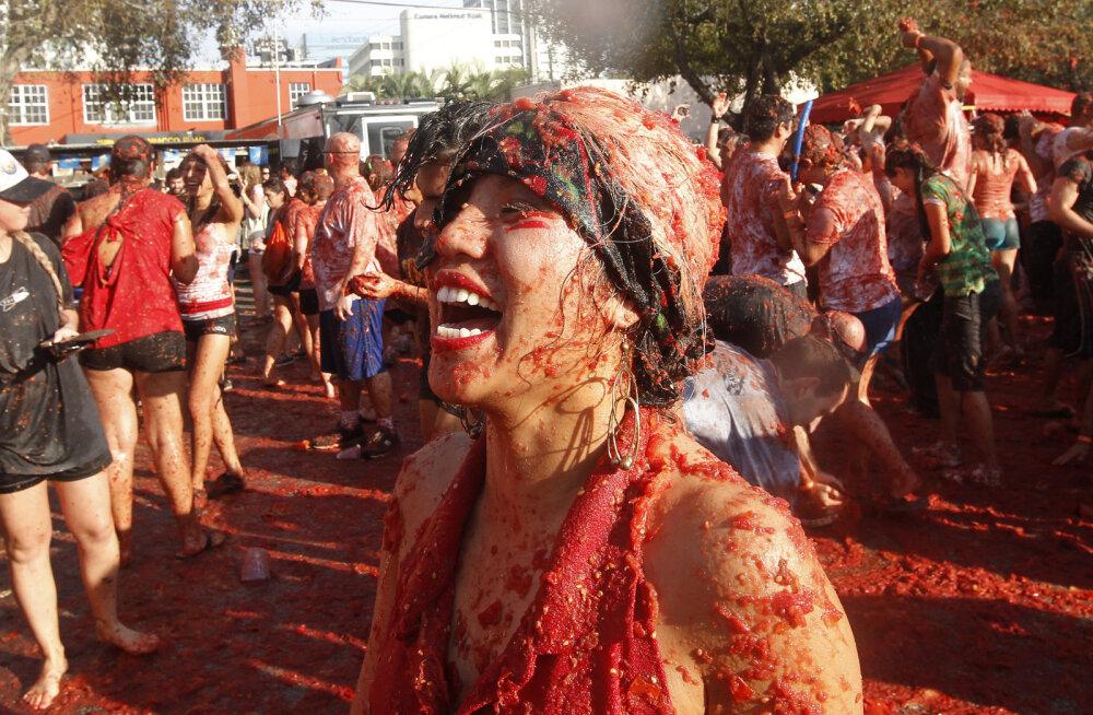 FOTOD: 10 kõige ainulaadsemat festivali üle kogu maailma