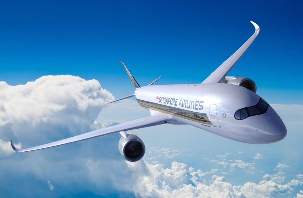 Maailma pikim lennuliin alustab taas tööd, lend kestab pea terve ööpäeva