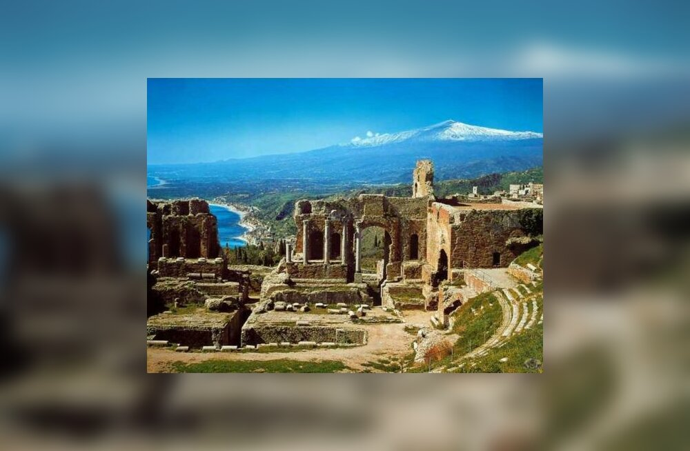 Maalehe Sitsiilia reisi programmid on selgunud