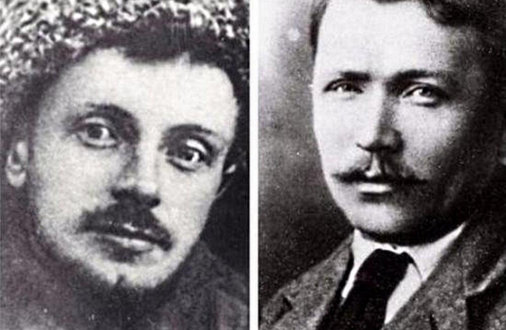 Punamõrvari ja Eesti vihkaja nimed kustutatakse Narva tänavasiltidelt