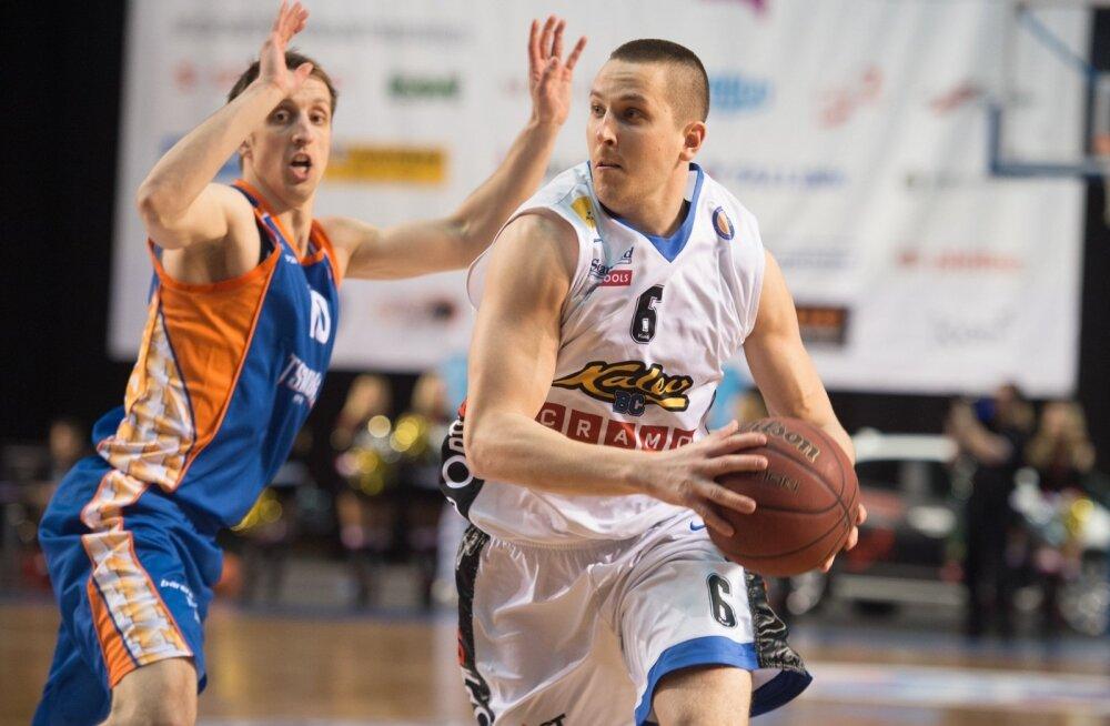 Rain Veideman lahkus Kalev/Cramost, tema otsustest sõltuvad 11 ülejäänud mängijat, treenerid ja klubi juhid.