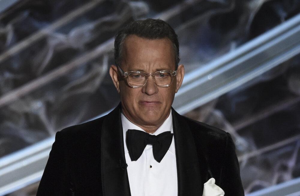 """See juhtus jälle! """"Simpsonid"""" ennustasid Tom Hanksi koroonasse nakatumist juba 13 aastat tagasi"""