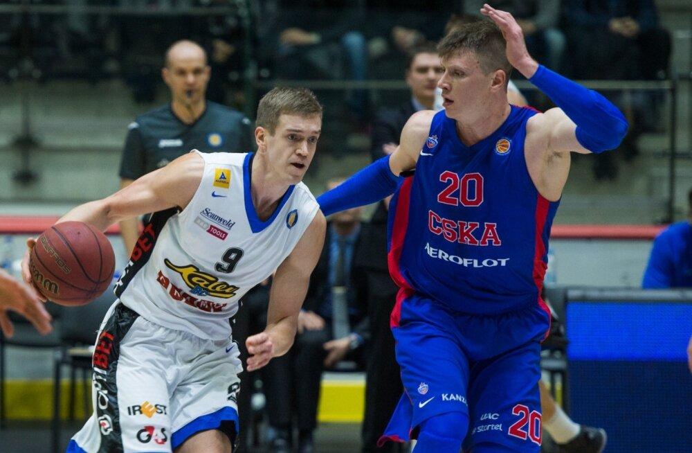 Kalev Cramo - Moskva CSKA