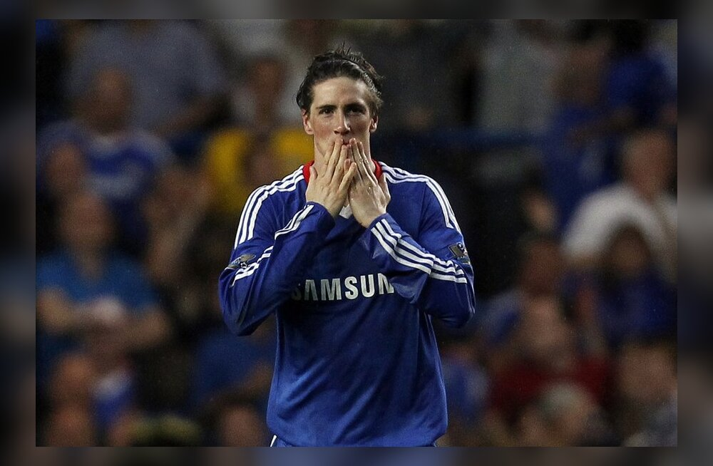 Fernando Torres, Londoni Chelsea