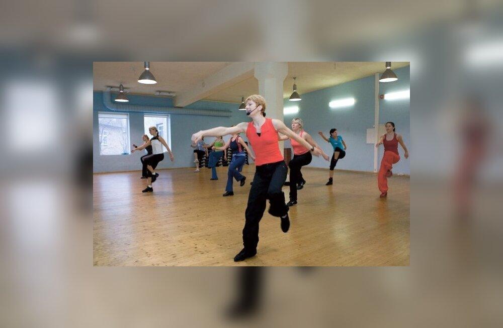 Füüsiline aktiivsus aitab nii ülekaalu kui vananemise vastu