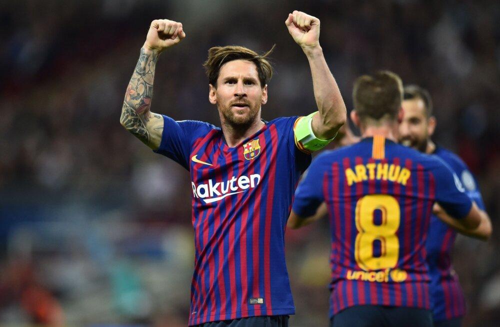 41dca557c09 BLOGI | Meistrite liiga: Barcelona alistas võõrsil Tottenhami, nüri  Liverpool sai Napolist valusa kaotuse